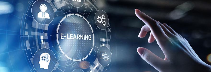 Formations e-learning : contacter une agence spécialisée en ligne