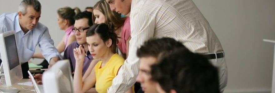 Trouver un centre de formation pour lancer votre carrière